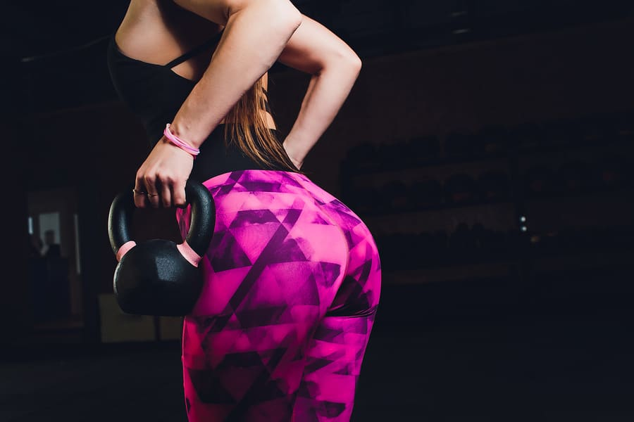 Kettlebells are cool - no they are sexy!