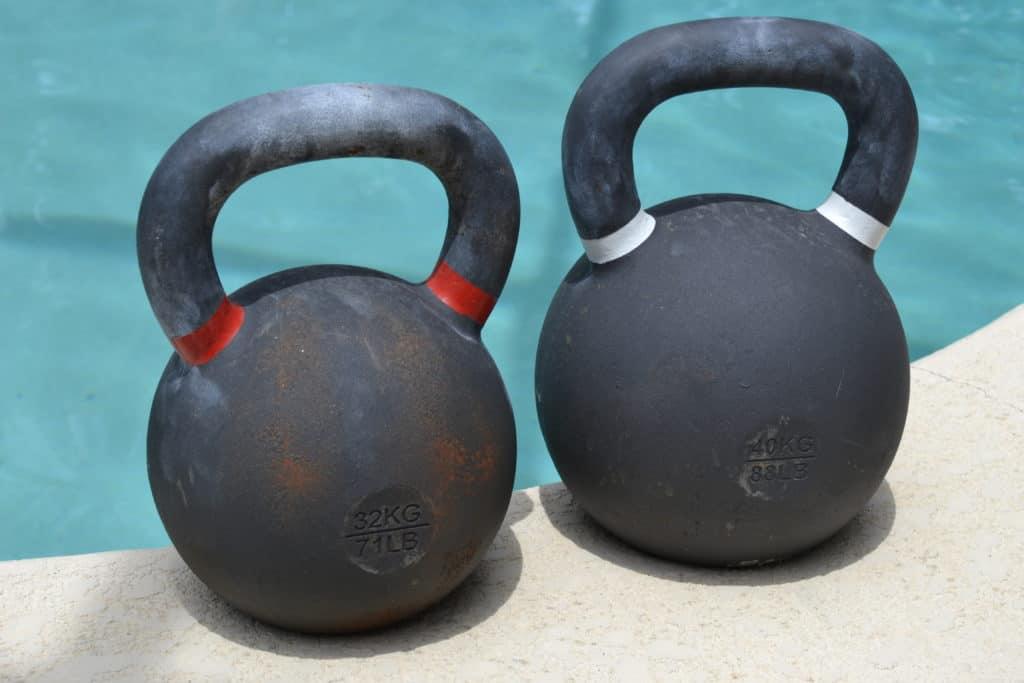 Big kettlebells - A conversation starter with no equal