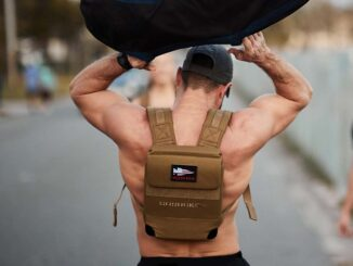 GORUCK Ruck Plate Carrier 2.0 coyote brown workout