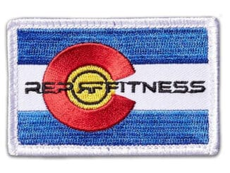 REP Fitness Morale Patches rep flag